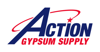Action Gypsum Full Color Logo Transparent Background
