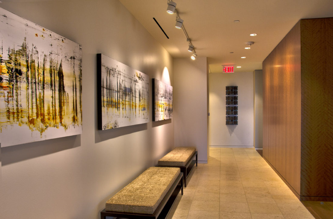 Portfolio Briarlake Hallway