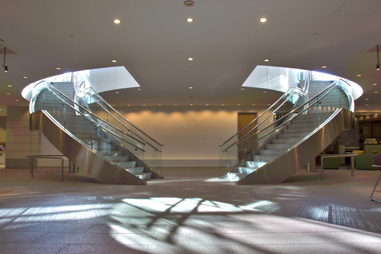 Portfolio Briarlake Double Stairs