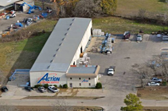 Action Gypsum Location Bryan