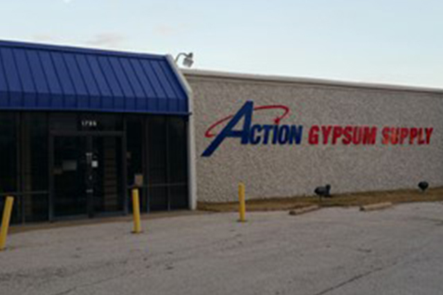 Action Gypsum Location Dallas