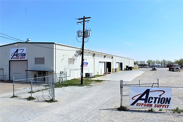 Action Gypsum Location Fort Worth