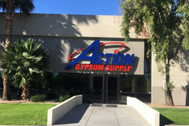 Action Gypsum Location Phoenix