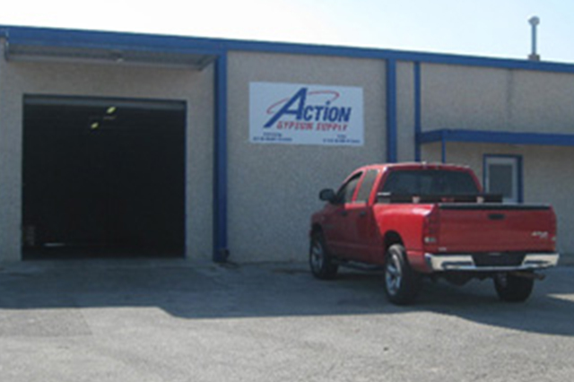Action Gypsum Location San Antonio