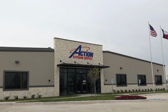 Action Gypsum Location South Houston
